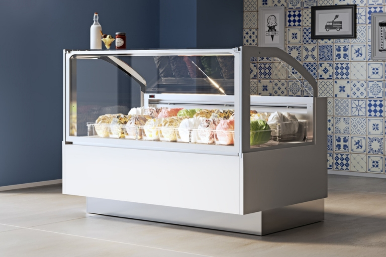8be7ced3 Ciam, display cases, refrigerated, pastry, deli, gelato, chocolate ...